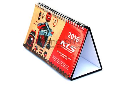 Печать настольных календарей